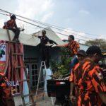 Peringati HUT Pemuda Pancasila dan Hari Sumpah Pemuda, MPC Pemuda Pancasila Kota Surabaya Lakukan Bedah Rumah