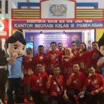Ramainya Peminat Paspor di Acara FKMA-V 2018