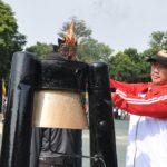 Lahirkan Bibit Baru Atlet Indonesia, Menpora Buka Porsimaptar XVIII