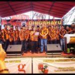 Pemuda Pancasila Kota Surabaya Deklarasi Dukung Jokowi-Ma'ruf