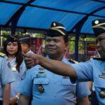 Dirjen Imigrasi Tinjau Informasi Center Kanim Surabaya