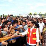 Jokowi Resmikan Jalan Tol Sragen – Ngawi