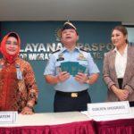 Jadi Percontohan Inovasi Perdim Online, Dirjen Imigrasi Resmikan ULP Kanim Perak