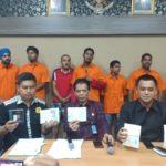 Imigrasi Tanjung Perak Amankan 7 WNA Asal Mesir dan India