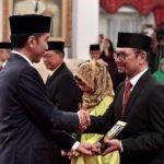 Enam Tokoh Dapat Gelar Pahlawan Nasional