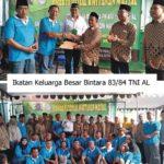 Peduli Anak Yatim, IKABA 83/84 TNI AL Gelar Bhakti Sosial Khitanan Massal