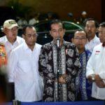 Sambangi Bandara Soetta, Presiden Jokowi Temui Keluarga Korban Lion Air