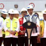 Jokowi Resmikan Tol Pejagan-Pemalang dan Pemalang-Batang