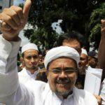Rizieq Shihab Serukan 2019 Ganti Presiden Kepada Massa Reuni 212