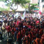 Pemuda Pancasila Surabaya Tolak Aksi Mahasiswa Papua