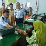 Buka Layanan CJH 2019, Imigrasi Surabaya Turunkan Tim Mobile Satgas Haji