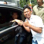 Serahkan VCD ke Presiden Jokowi, Jalal Terobos Paspampres