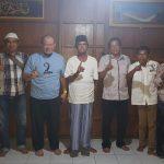 Kiai Bahri Bersama Aktivis La Nyalla Academia Doakan Jokowi Tetap Jadi Presiden