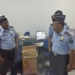 Kakanim Surabaya Tinjau Fasilitas Kantor, GunaWujudkan WBK