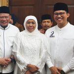 La Nyalla Siap Bantu Gubernur Khofifah Majukan Perkonomian Jawa Timur