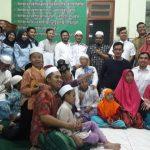 Kabid TPI Imigrasi Surabaya Berbagi dengan Anak Yatim Piatu