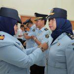 22 Pejabat Administrasi di Lantik Kakanwil Kumham Jatim