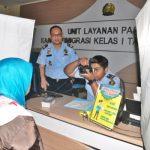 Sebanyak 150 Jemaah Haji Rekam Data Biometrik di ULP Gresik