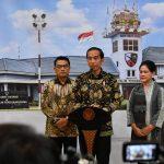 Ke Singapura dalam Sehari, Jokowi Khusus Jenguk Ani Yudhoyono