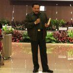 Hendropriyono: Pertarungan Pemilu Kali Ini Adalah Ideologi Pancasila dengan Khilafah