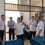 Ronny F. Sompie Tinjau Persiapan Kanim Surabaya Menuju WBK
