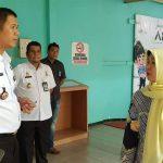 Menuju WBK, Kanim Tanjung Perak di Tinjau Tim RB Kemenkumham