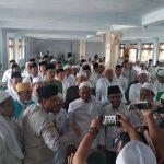 Aliansi Pengasuh Pesantren se Lumajang Deklarasi Siap Menangkan Jokowi-KH Ma`ruf