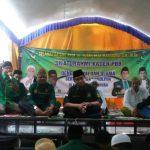 Yusril Sowan ke Ponpes Sidogiri Pasuruan, Kiai, Alumni dan Santri Dukung PBB