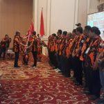 Kukuhkan Pengurus Pemuda Pancasila Surabaya, La Nyalla Ajak Seluruh Kader PP Menangkan Jokowi-Ma'ruf Amin