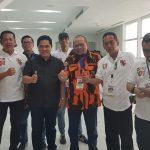 Disambut Instrumental Lagu Metallica, Jokowi Hadiri Deklarasi Pemuda Pancasila Jakarta