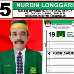Nurdin Longgari, Caleg yang Siap Membawa Aspirasi Wartawan dan Seniman