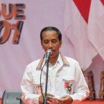Hadiri Deklarasi Gue#01, Jokowi: Yang Berani Ganti Ideologi NKRI, Akan Berhadapan dengan Pemuda Pancasila