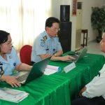 Kanwil Kumham Jatim Adakan Ujian Wawancara Seleksi Calon Pejabat Eselon V