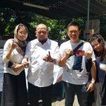 Jokowi-Ma'ruf Menang Telak di TPS Area Kediaman La Nyalla Mattalitti