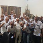 Jokowi Unggul di Quick Count Sementara, Relawan La Nyalla Academia Cukur Gundul