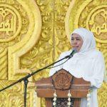 Malam Nisfu Sya'ban, Gubernur Khofifah Ajak Umat Islam Doakan Keselamatan Bangsa Indonesia