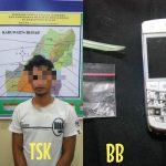 Pemuda Asal Kesamben Diamankan Satresnarkoba Polres Blitar