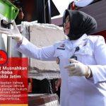 Komitmen Berantas Narkoba, Kakanwil Kemenkumham Ikut Musnahkan BB Narkoba di Polda Jatim
