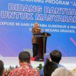 Gubernur Khofifah : Program Jatim Amanah Gratiskan Bantuan Hukum Bagi Masyarakat Miskin