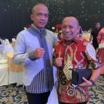 Hadiri Pisah Sambut Kapolrestabes Surabaya, Baso Juherman Ucapkan Terimakasih Kepada Kombes Pol Rudi Setiawan