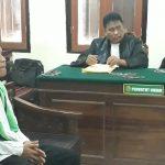 Terbukti Edarkan Narkoba, Saifudin Divonis 7 Tahun Penjara
