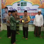 Kunjungi PCNU, Kapolrestabes Surabaya Imbau Jaga Kedamaian dan Patuhi Hukum