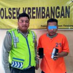 Perampas Handphone Diringkus Polisi