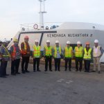 Tol Laut KM Kandhaga Nusantara 8 Dilepas Membawa Kebutuhan Masyarakat Papua