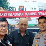 Begini Kata Kapolres Tanjung Perak, Terkait Penggrebekan Rumah Ketua Partai Berkarya