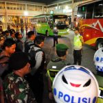 Jelang Pengumuman KPU, Kapolresta Sidoarjo Imbau Masyarakat Tidak Berangkat ke Jakarta